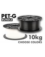 Filament-PM PET-G Bundle 10kg
